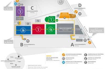 Implementación de Plan Vial facilitará acceso a Expomin 2014