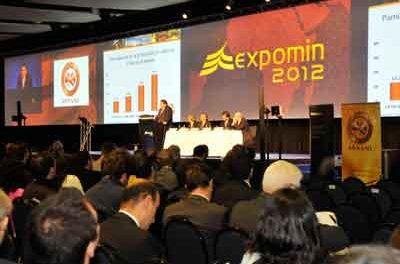 Todo Listo Para Expomin 2014