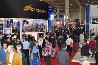La exhibición mostrará extraordinarios avances tecnológicos en materia minera, y atraerá a empresarios, profesionales y técnicos del rubro.