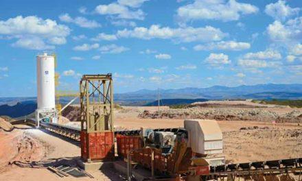 Sistema de Correas Transportadoras Ayuda a Mejorar las Eficiencias de las Minas de Oro Mexicanas