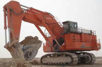 Dos Excavadoras Hitachi Superan las 100.000 Horas de Operación en la Mina Yanacocha, en Perú
