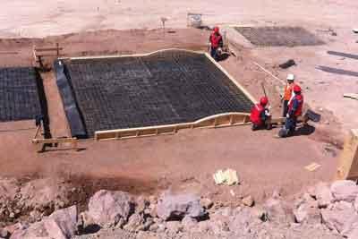 Minería Metálica Irrumpe en Arica