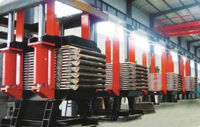 WesTech Engineering lanzó recientemente su filtro prensa de torre para aplicaciones del sector minero.