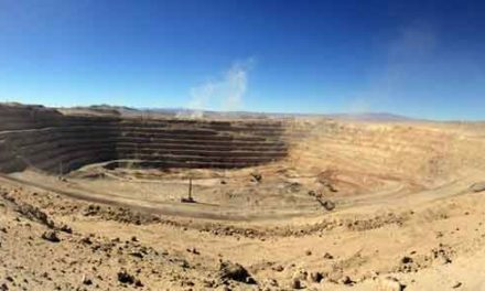 KGHM inició producción de cobre en la mina Sierra Gorda, en Chile