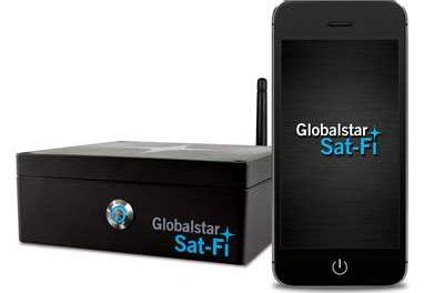 Punto de Actividad Satelital Permite Rápida Conexión a Wi-Fi