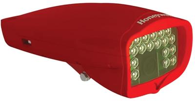 El sistema BeltAIS de Honeywell utiliza cámaras especializadas para monitorear la condición de la correa.