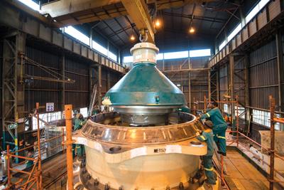 De acuerdo a Metso, el MP2500 fue seleccionado para Sentinel porque puede procesar grandes volúmenes de roca como una sola máquina. También reduce los costos totales ya que se necesitan menos chancadores, infraestructura y mantenciónpara lograr el mismo o un mayor nivel de producción