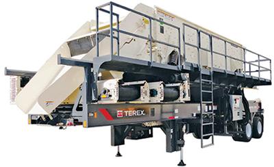Nueva Planta de Cribado Terex Cedarapids CRS620S para Mayores Aplicaciones y más Capacidad