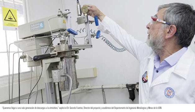 Desarrollan Tecnología para Producir Cátodos de Zinc Sin Contaminar
