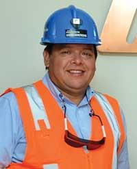 Sergio Armstrong, Gerente General de Administración Minera Candelaria.