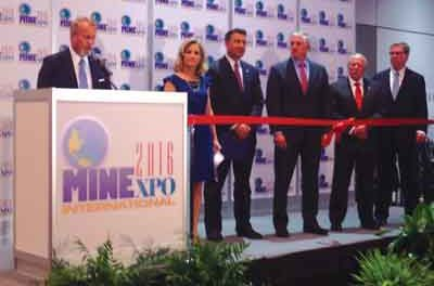 Resúmen MINExpo 2016
