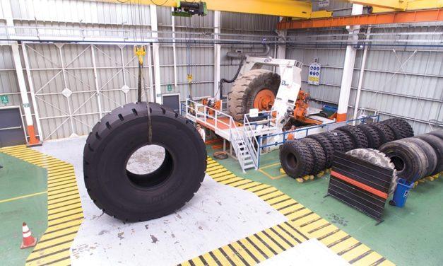 Rodando Con Neumáticos Renovados