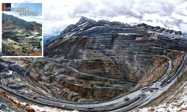 Perú Vive Boom Minero