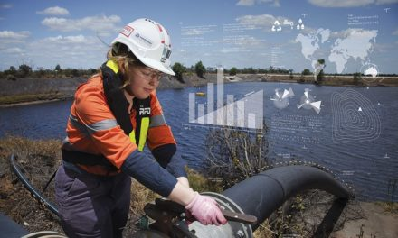 El Agua en la Minería: Cada Gota Cuenta
