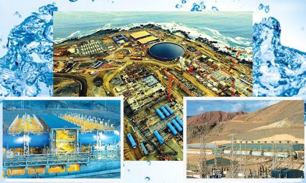 Suministro Sustentable de Agua para Minas de Cobre Chilenas