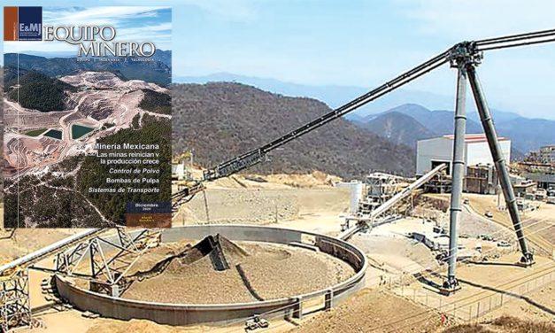 Repunte Minero en México