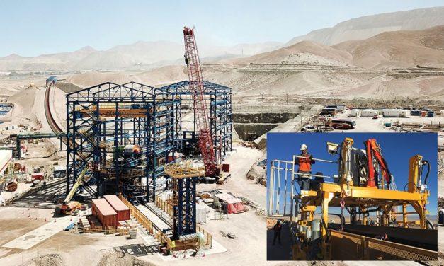 Las Transportadoras Mineras hacen Transiciones
