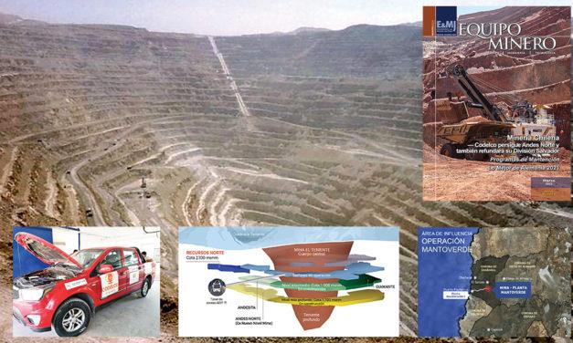 Nuevo Impulso Minero en Chile