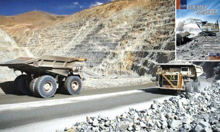 Vigorosa Recuperación Minera